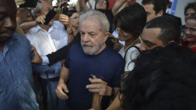 lula1 390x220 - Supremo recebe novo recurso da defesa para Lula ser solto