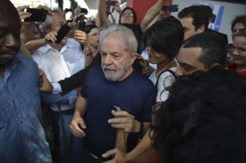lula1 - Supremo recebe novo recurso da defesa para Lula ser solto