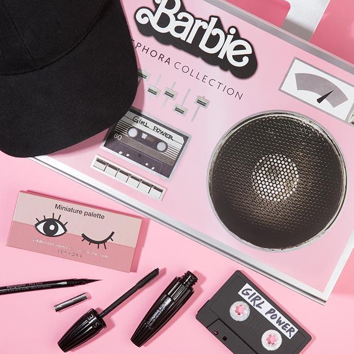 maquiagem - Barbie e Sephora lançam coleção de maquiagem