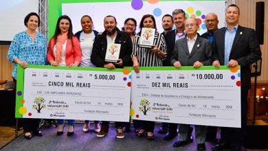 Photo of Fundação Marcopolo reconhece melhores projetos do Prêmio de Voluntariado Valter Gomes Pinto