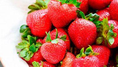 morango 390x220 - Alimentos que ajudam na saúde do coração