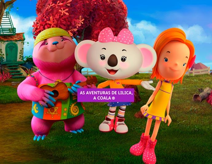 "mundo ripilica - Mundo Ripilica: As Aventuras de Lilica, a coala"" terá novos episódios no Discovery Kids e no Youtube"
