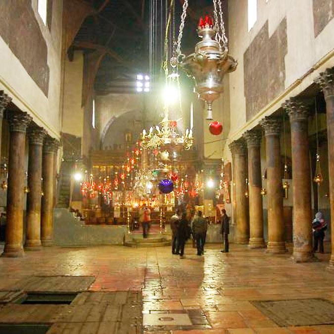 natividade palestina - Comissão mista aprova MP que doa R$ 792 mil para igreja na Palestina