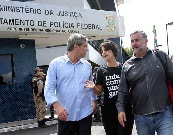 pf curitiba 3 - PT avalia mudança de sede para Curitiba enquanto Lula estiver preso