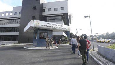 pf curitiba1 390x220 - PF diz que Lula recebe os mesmos benefícios dos demais presos