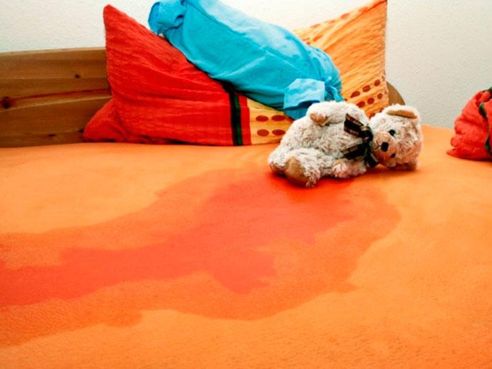 pipi - Xixi na cama afeta até 15% das crianças com mais de 5 anos de idade