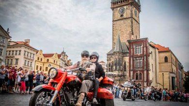 praga 390x220 - 115 anos da Harley Davison acontece em Praga no mês de julho