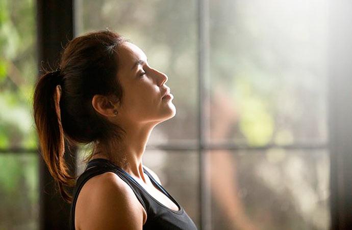 respiração - Como aliviar dores no corpo com exercícios de respiração
