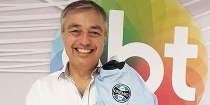 ricardo vidarte 4 - Jornalista esportivo Ricardo Vidarte morre após mal súbito