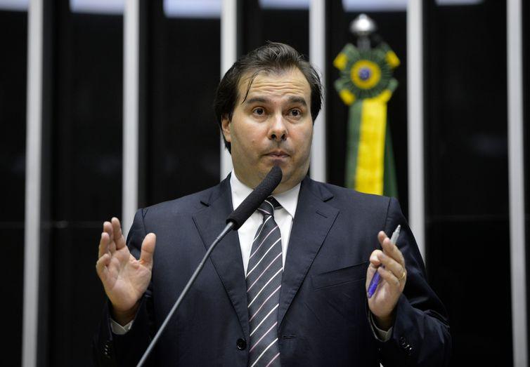 rodrigo maia 1 - Rodrigo Maia diz que Câmara não votará aumento de impostos