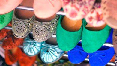 Photo of A praticidade das sapatilhas