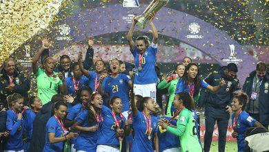 seleção  390x220 - Futebol feminino: Brasil conquista no Chile sua sétima Copa América