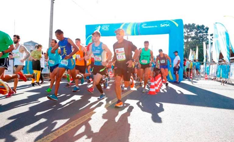 sesc corridas - Inscrições abertas para a etapa São Leopoldo do Circuito Sesc de Corridas