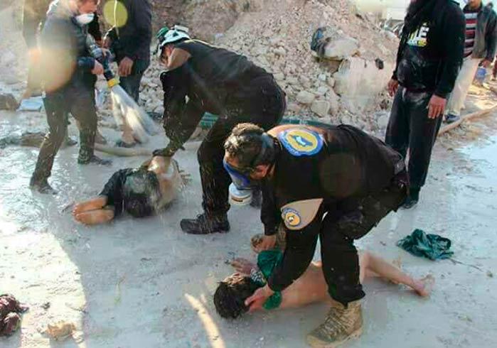 siria - ONU não consegue investigar ataque químico na Síria