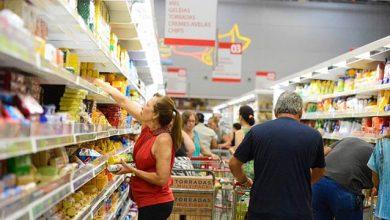 supermercado 390x220 - Em março, cesta básica ficou mais barata em 12 capitais