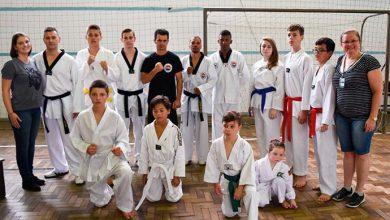 torneio 390x220 - Dois Irmãos sediou o 11º Campeonato de Taekwondo Chung do Kwan