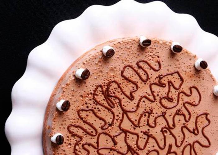 torta café - Torta de café para a chegada do outono