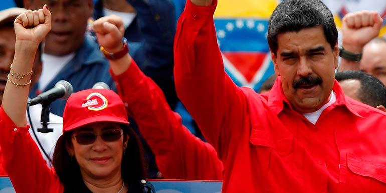 venezuela nicolas maduro dictatorship - Grupo de Lima reconhece crise na Venezuela e pede saída de Maduro