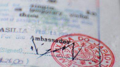 visto passaporte 390x220 - Consulados dos Estados Unidos estão funcionando parcialmente