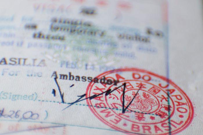 visto passaporte - Consulados dos Estados Unidos estão funcionando parcialmente