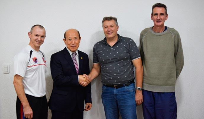1ª Copa Sul Americana e Open Liga Nacional de Taekwondo – Chang Moo Kwan será realizada em Nova Petrópolis - Nova Petrópolis receberá 1ª Copa Sul-Americana e Open Liga Nacional de Taekwondo