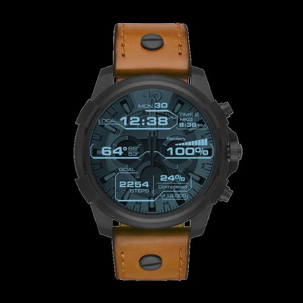 337620 791476 dieselon divulgacao3 web  - Diesel lança seu primeiro smartwatch full display