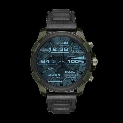 337620 791477 dieselon divulgacao4 web  468x468 - Diesel lança seu primeiro smartwatch full display