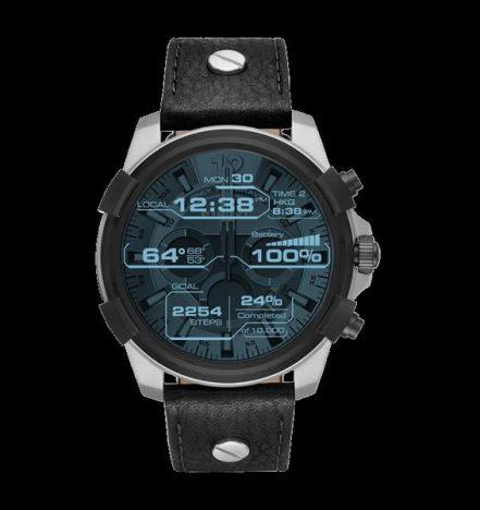 337620 791478 dieselon divulgacao2 web  441x468 - Diesel lança seu primeiro smartwatch full display