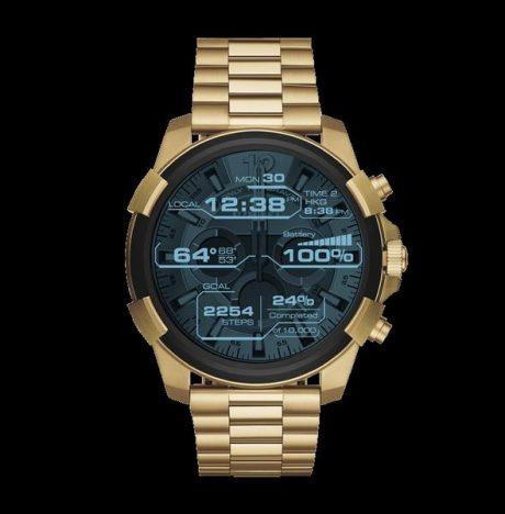 337620 791479 dieselon divulgacao5 web  460x468 - Diesel lança seu primeiro smartwatch full display