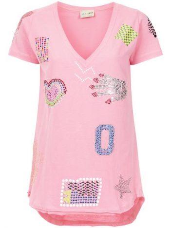 338376 794638 andrea bogosian   camiseta lisbela hot pink r 618 00 us 181 76 web  351x468 - Andrea Bogosian seleciona peças para o Dia dos Namorados