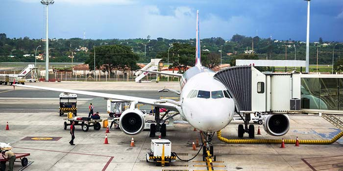 Aeroporto de Brasília - Aeroporto da Capital Federal está sem combustível