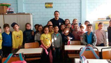 Photo of Maio Amarelo começa nas escolas municipais de Novo Hamburgo