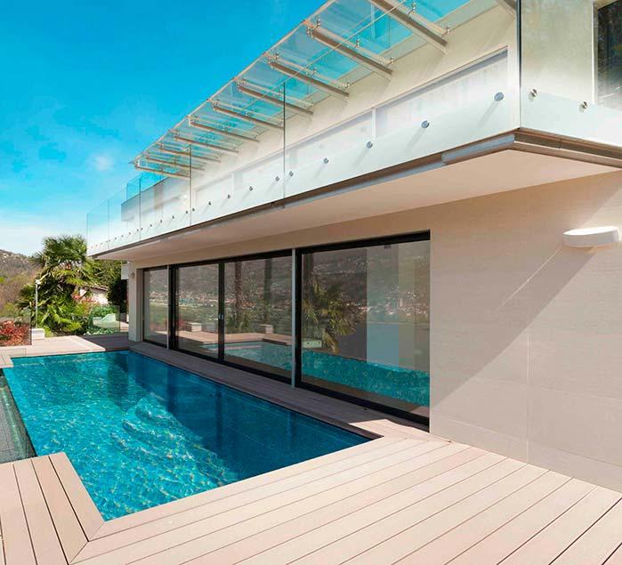 Balcony More Transparent web - Eastman apresenta Vanceva Ilusion White na Glass South America