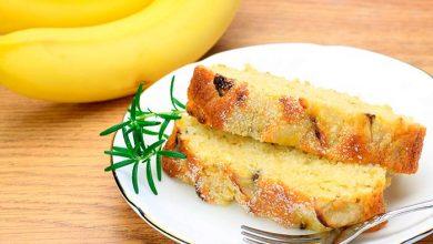 Bolo de Banana  390x220 - Receita fácil de bolo de banana
