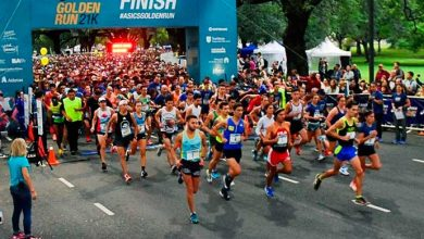 Photo of ASICS Golden Run agitou Buenos Aires