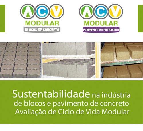 CBCS ACV blocos concreto 1 - Programa Ecoinvent vai monitorar ciclo de vida de blocos de concreto