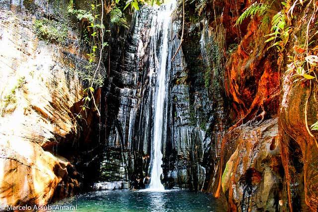 Chapada das Mesas - Chapada das Mesas encanta turistas no Maranhão