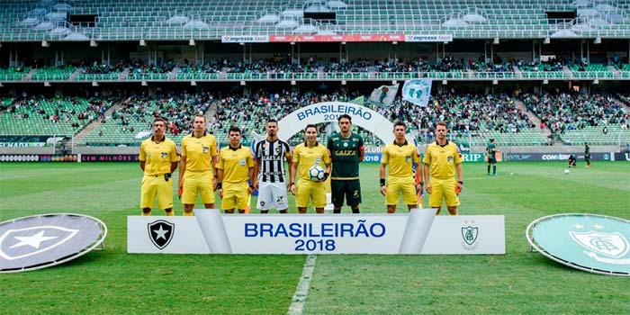 Confira as melhores equipes de arbitragem da sexta rodada do Campeonato Brasileiro Série A - Confira as melhores equipes de arbitragem da sexta rodada do Campeonato Brasileiro Série A