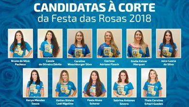Corte da Festa das Rosas 390x220 - História da cidade é tema de workshop com candidatas à Corte da Festa das Rosas