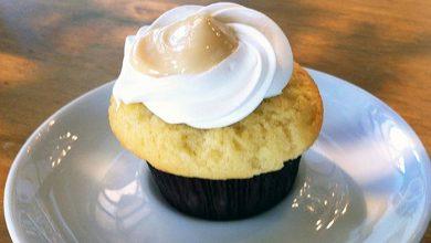Cupcake Amarula 390x220 - Cupcake de Amarula