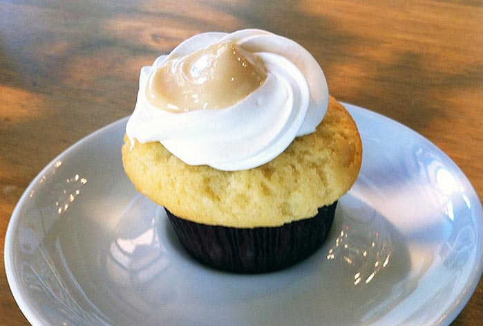 Cupcake Amarula - Cupcake de Amarula