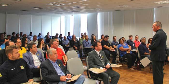 DetranRS destaca trabalho contínuo e parcerias para construir trânsito seguro Foto Ascom DetranRS - Para um trânsito seguro Detran lança Maio Amarelo