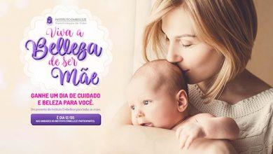 Dia das Mães embelleze 390x220 - Instituto Embelleze oferece serviços gratuitos para o Dia das Mães