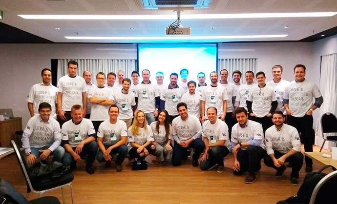 Encontro Endeavor - Lojas Calci participa do programa de aceleração da Endeavor