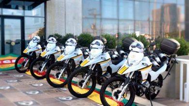 Federação Gaúcha de Futebol entrega motos à Brigada Militar 390x220 - Federação Gaúcha de Futebol entrega motos à Brigada Militar