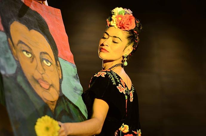 Frida Kahlo - 13ª Aldeia Sesc Capilé termina neste domingo (06/05)