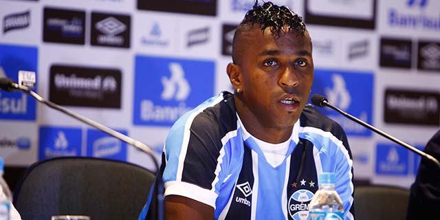 Gremio anuncia venda de miller bolanos - Grêmio vende Miller Bolãnos para o Tijuana