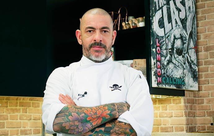 Henrique Fogaça - Henrique Fogaça dá dicas para ser um bom cozinheiro