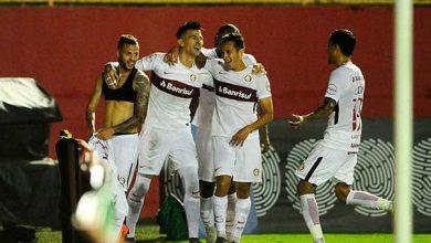Inter no G4 em Salvador 1 390x220 - Gol no final contra o Vitória põe Inter no G4