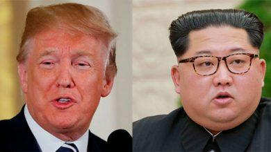 Kim Jong un e trump 390x220 - Trump receberá hoje enviado da Coreia do Norte